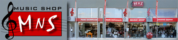 MNS Music Shop | Piano Showroom | Music Forum